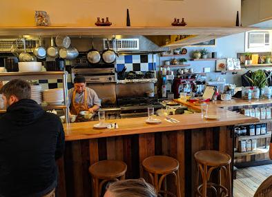 MishMish Cafe 215 Glenridge Avenue