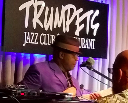 Courtesy Trumpets Jazz Club