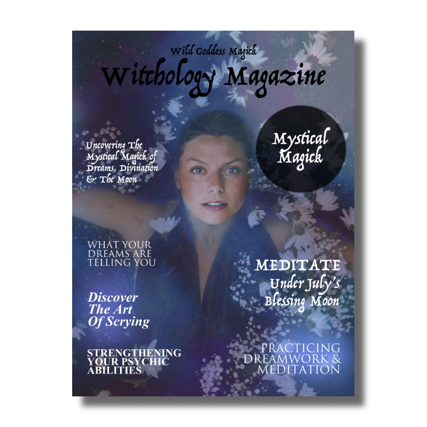 Mystical Magick - July - 2018 Printed Issue