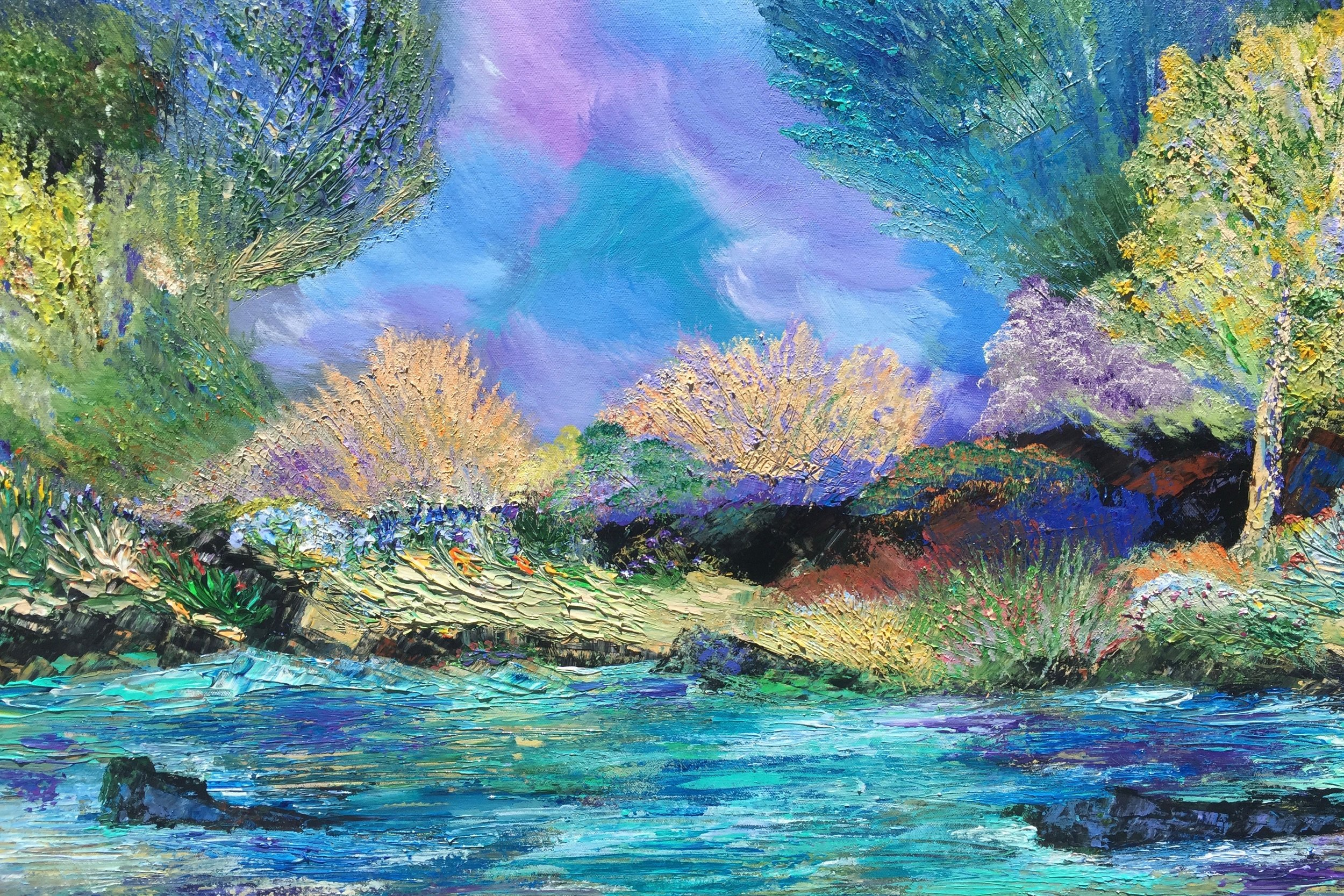 Cathy's Pond