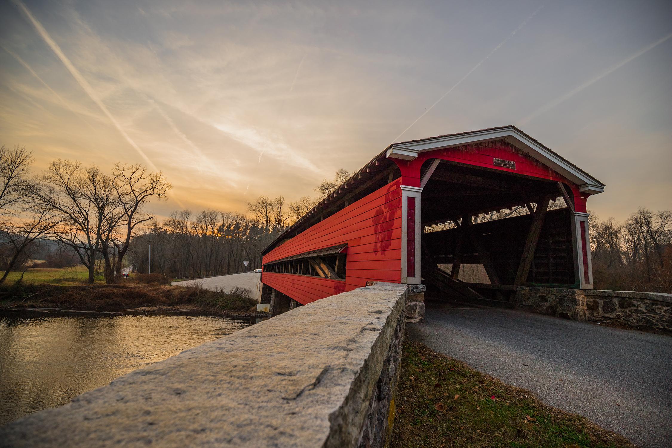 Smith's Bridge - Delaware