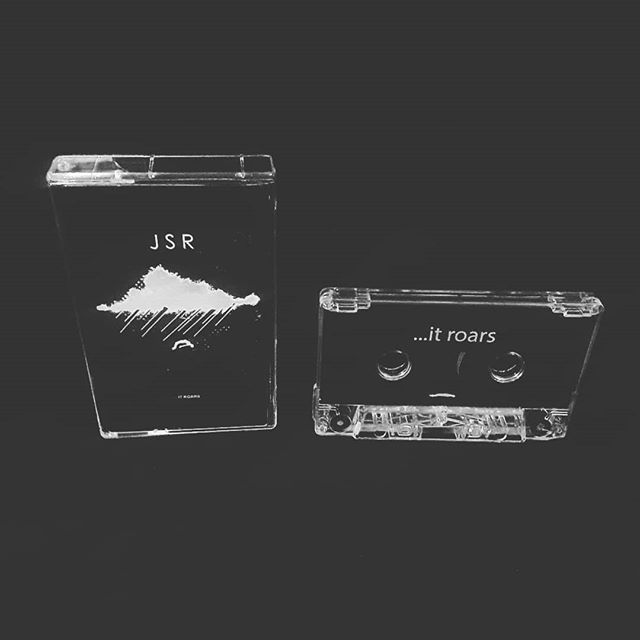 Pre-orders are up now for the JSR ...It Roars album. Buy the tape, buy the digital, just buy something already. Link ^^^ up there in bio.