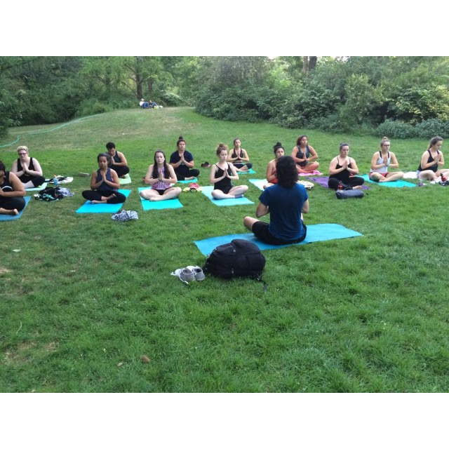 Yoga in Strawberry Fields  FB  @YogainStrawberryFields  IG  @YogainStrawberryFields