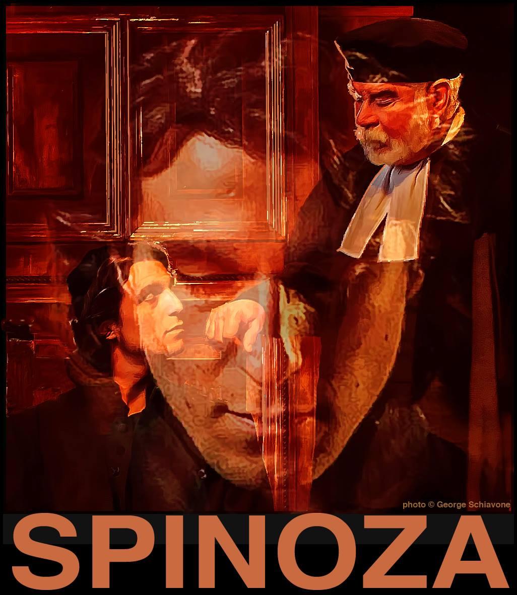 Baruch Spinoza in NEW JERUSALEM GableStage