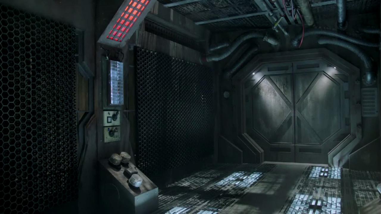 Sledge Ship - Corridor