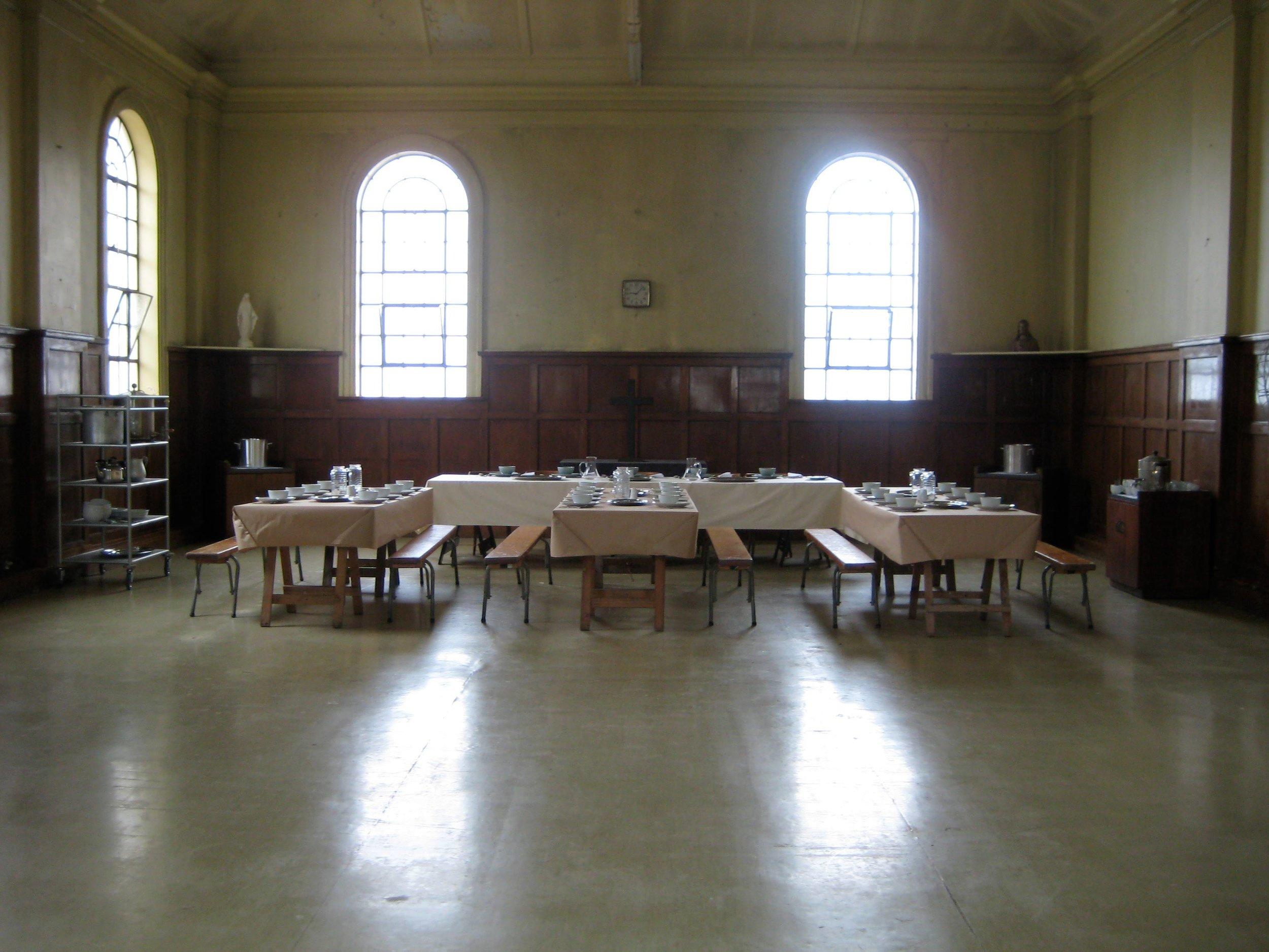 Dining Hall 1968 - Dressed set