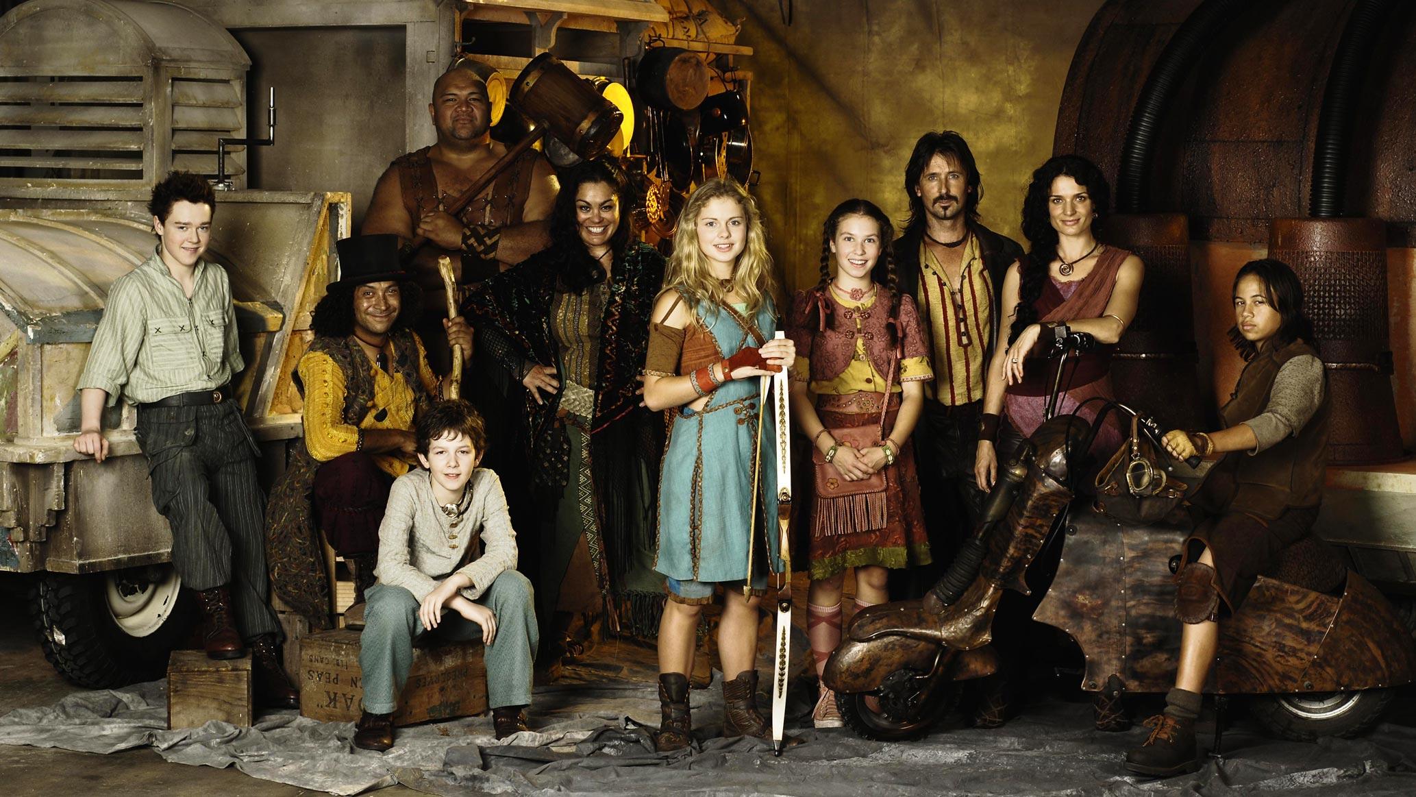 Maddigan's Cast