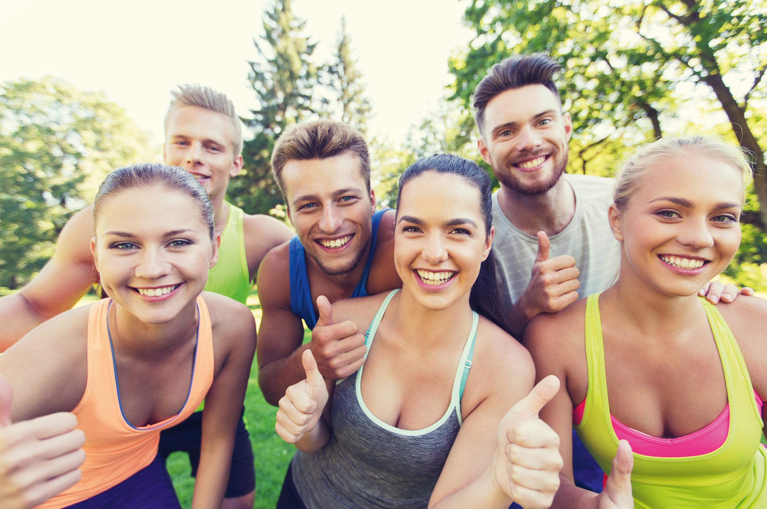 Frischluft Workout – SemTeo Fitness St. Pölten – Sport im Freien