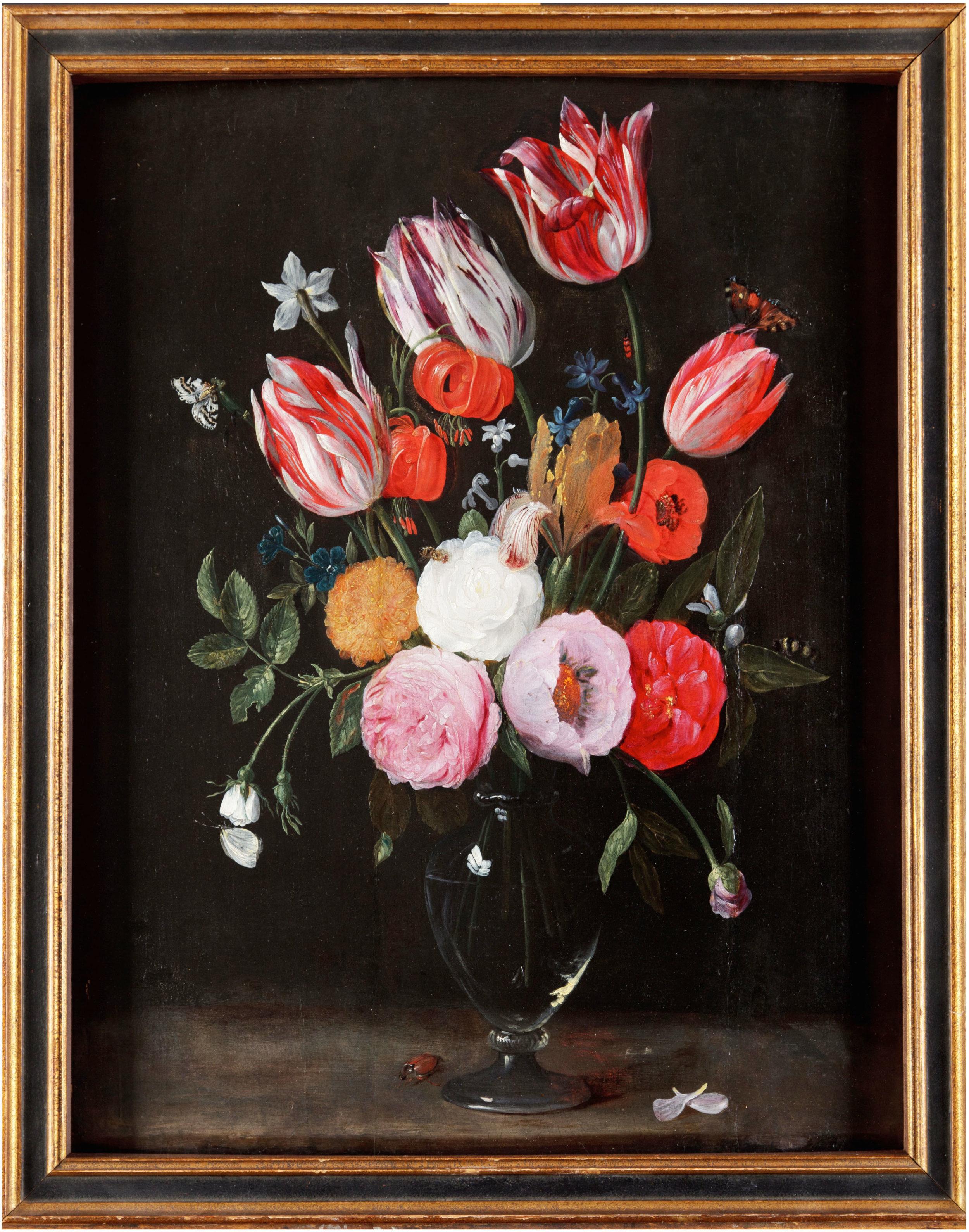 Peinture flamande XVIIe siècle.  Art ancien. Conservation et restauration de tableaux et peintures sur toile, Bruxelles.jpg