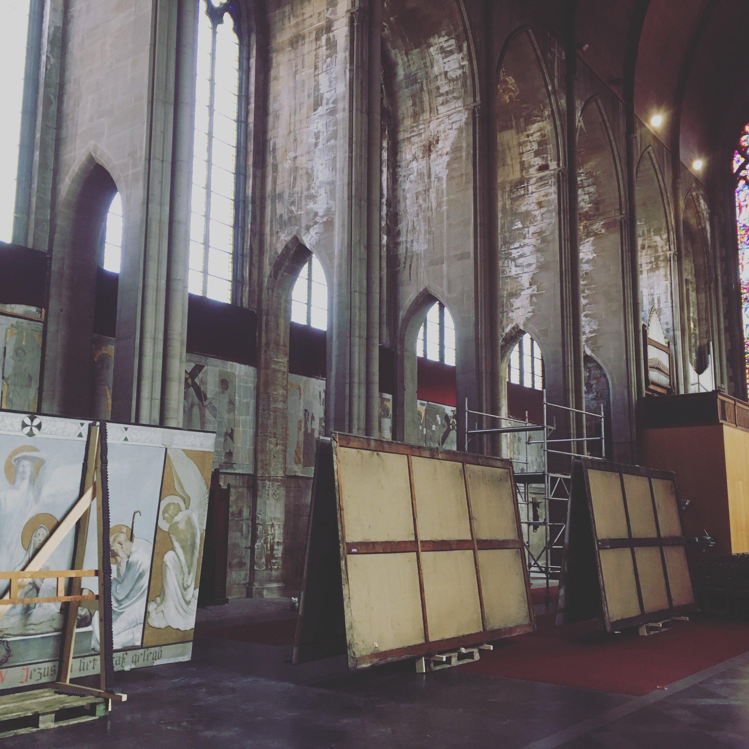 Eglise Saint Henri, Bruxelles