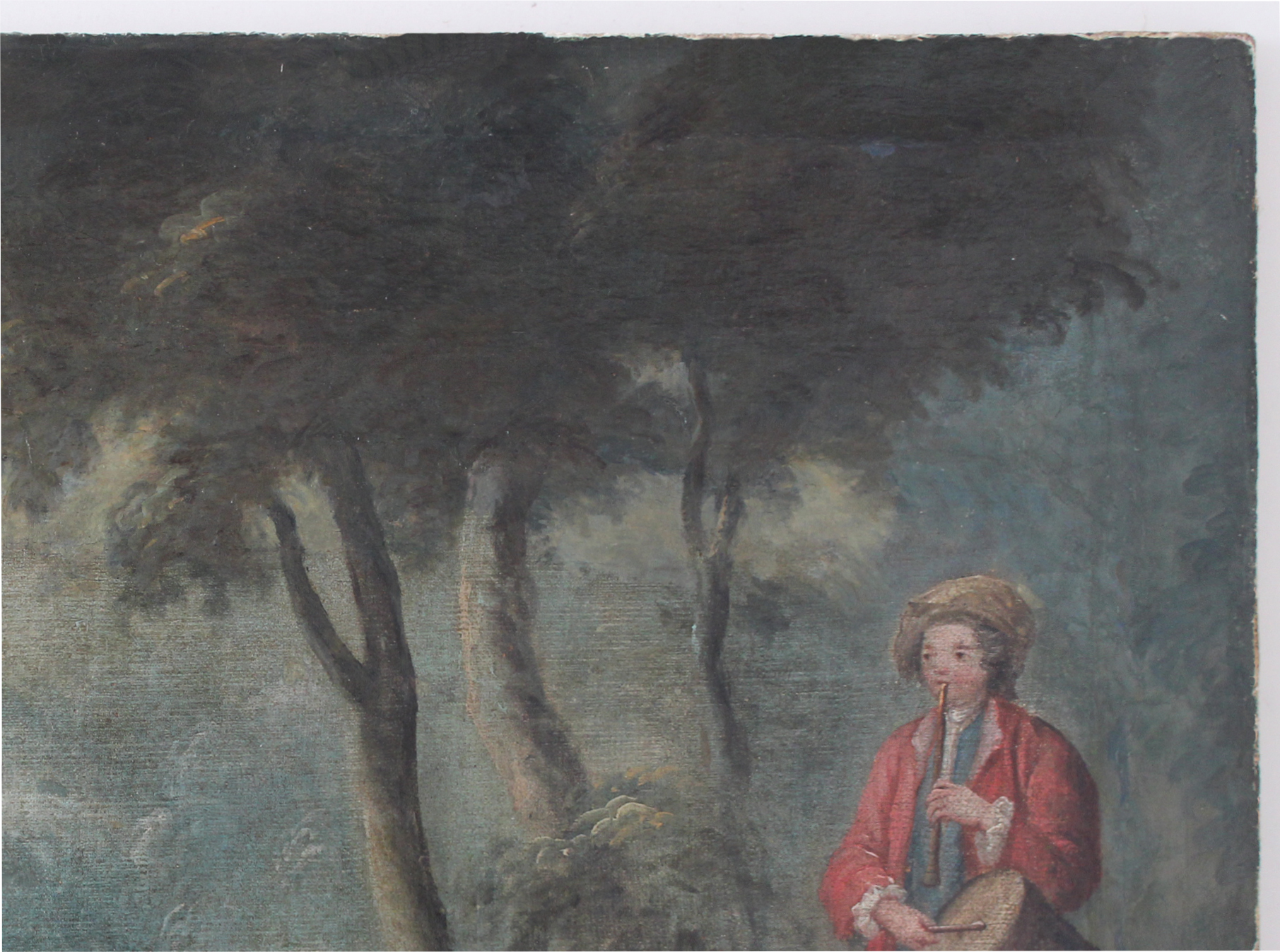 Ecole française, XVIIIe siècle.