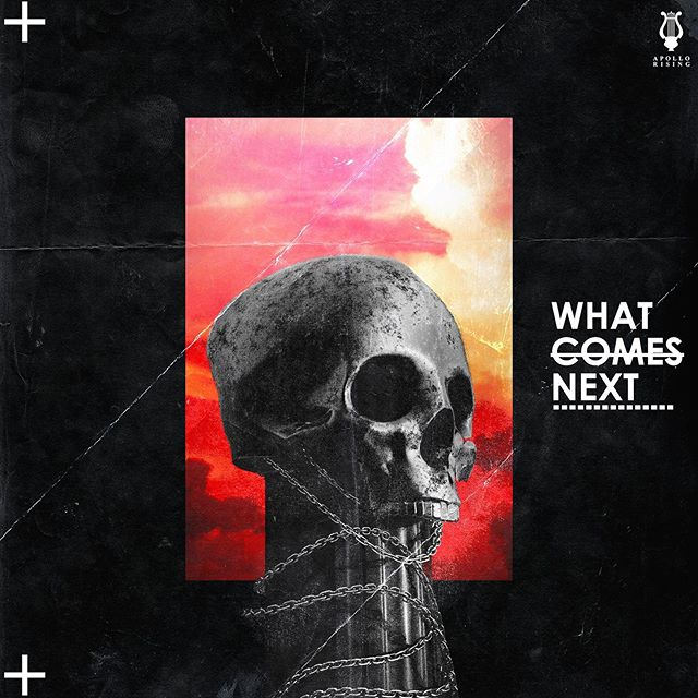 "Our new single ""What Comes Next"" is OUT NOW and available on all streaming services (Link in Bio) ❤️💀🖤"