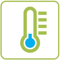Riduzione della temperatura