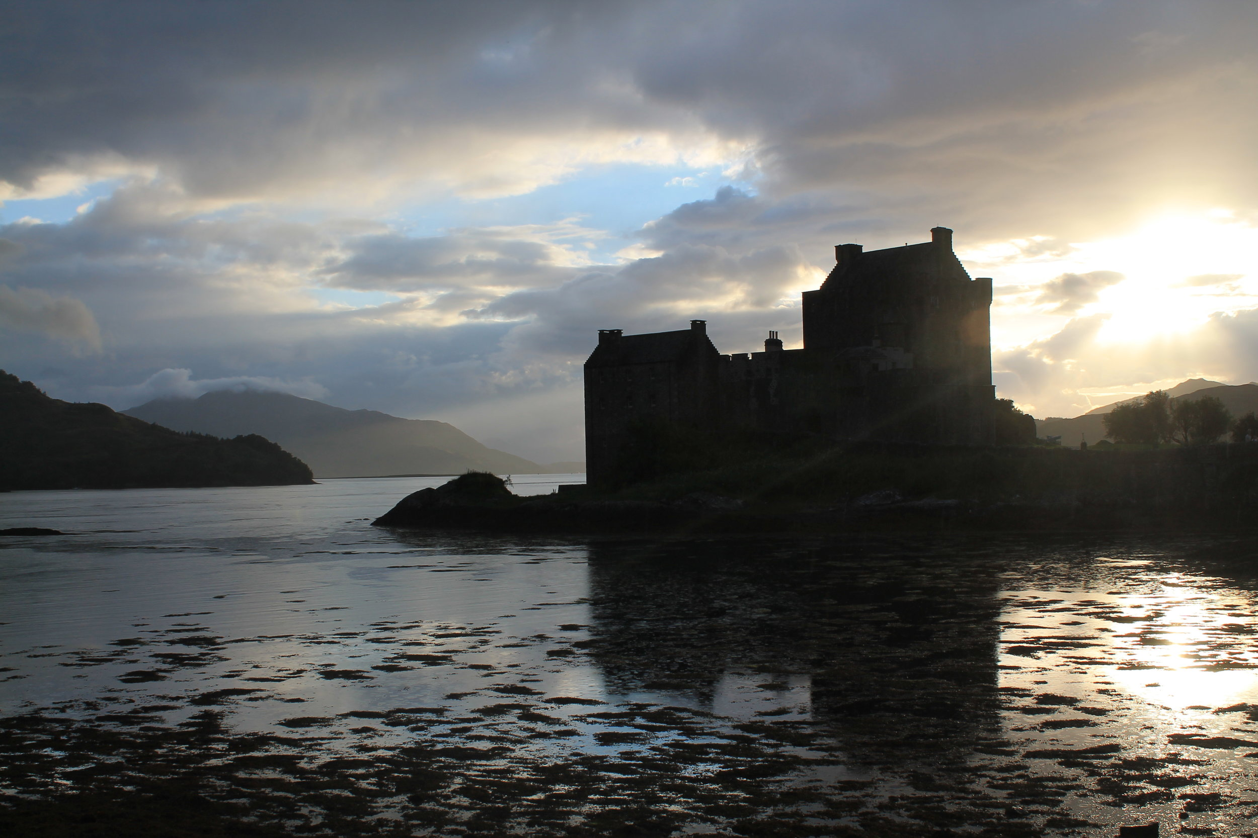Eilean Donan Castle - Less than two hours away lies one of the most iconic images of Scotland. Situated on an island at the point where three great sea lochs meet, and surrounded by some majestic scenery, it truly is a sight to behold.