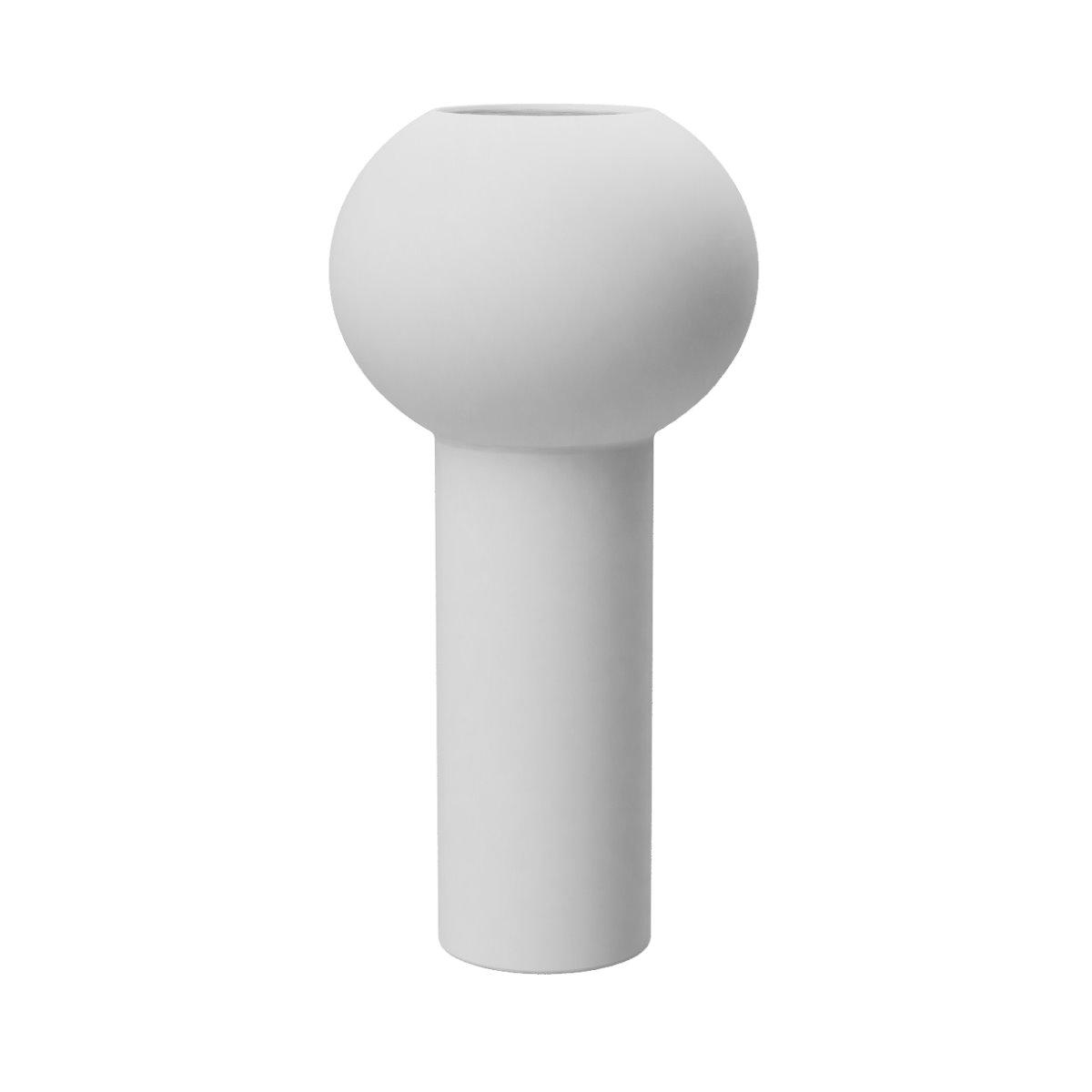 White, 24 cm