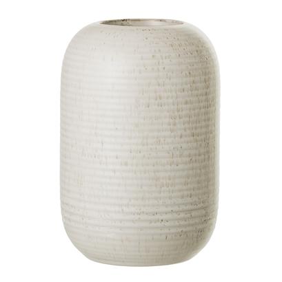 Vase, natur, stentøy, ø11h16,5.jpg