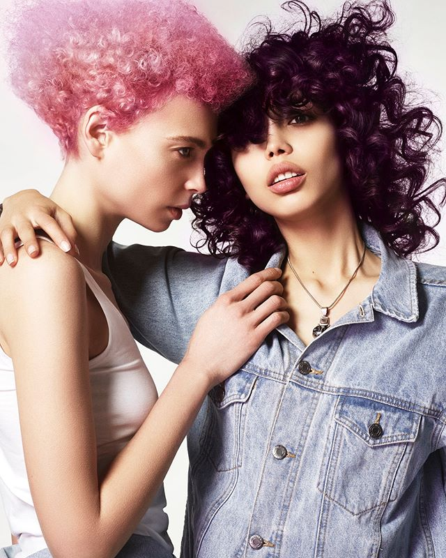 This collection secured Robert Eaton the title of Schwarzkopf Professional British Colour Technician of the Year at the 2018 British Hairdressing Awards - see more of this stunning collection on our website now - link in bio! #fringemagazine #hairdressing #schwarzkopf @robertjeaton
