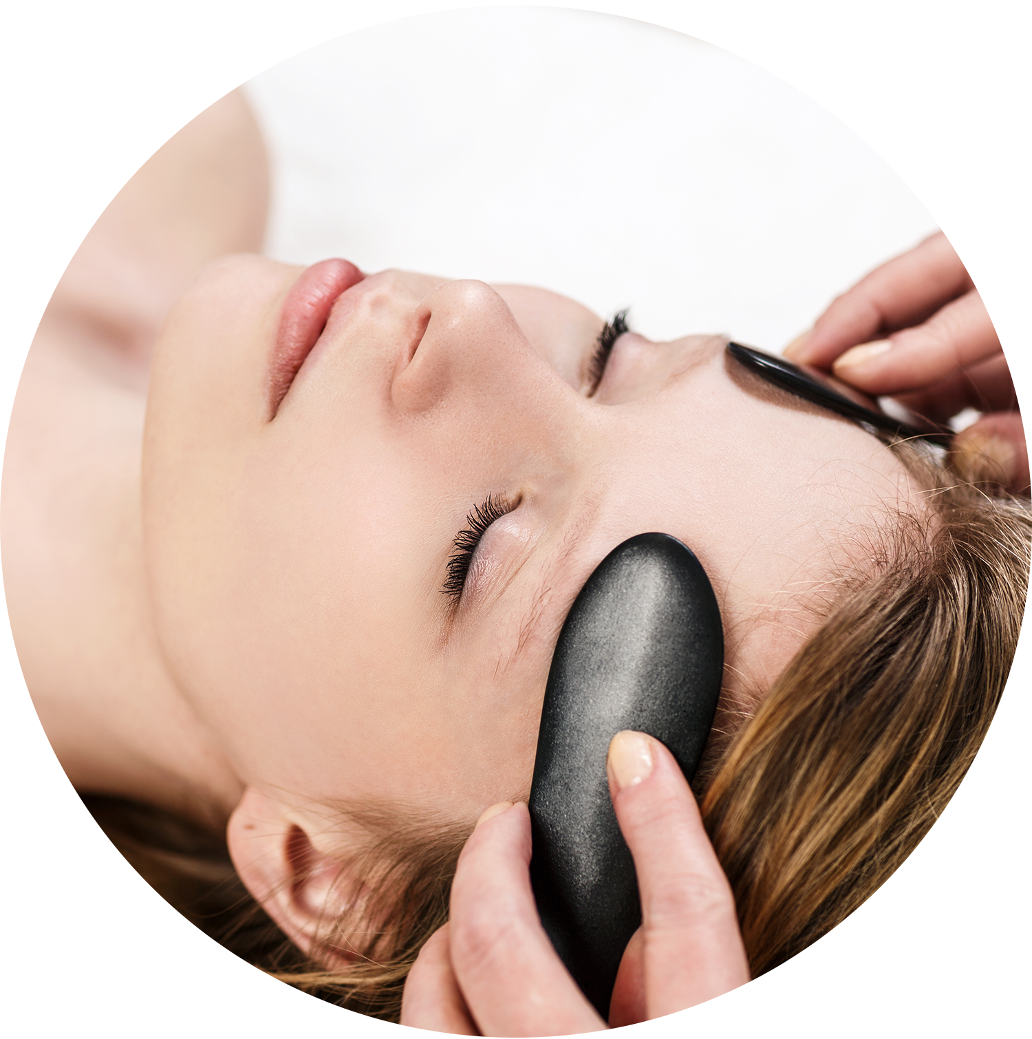 Hot Stone Facial -£36 - Available at Nailsea beauty room only on TuesdaysPure relaxation. Feel the warm, indulgent oils penetrate your skin - Nourishing and moisturising even the most dry, dehydrated complexion.