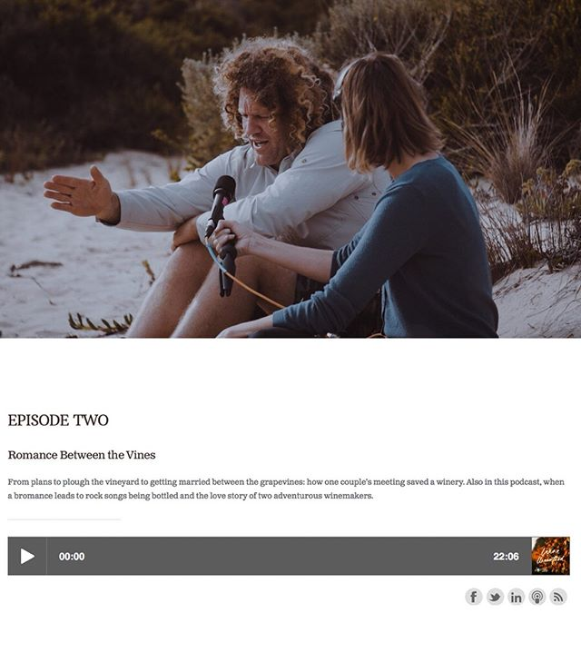 ATTENTION WINE BUFFS We've been working on the sound design for a new tourism podcast series, Wine Unearthed. - Tom has partnered with @margaretriver and @fleurbainger to produce the series. Listen at margaretriver.com/wine-unearthed - We recommend having a listen next time you're driving down south 😌😌