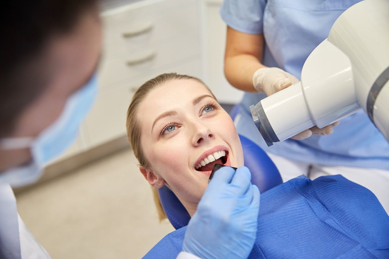 Dental examinations & radiography - by Dental Above