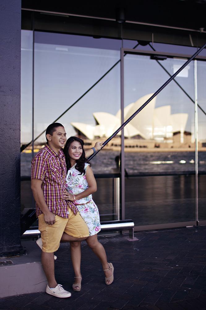 Raffy & Joanne, Sydney