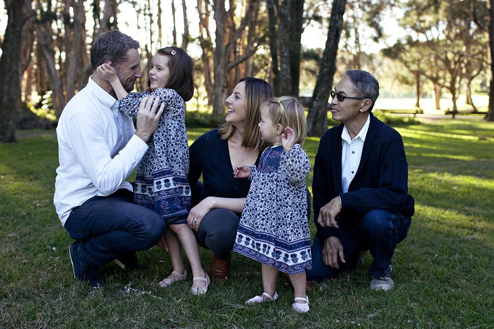 Matt & Sussanah's Family, Sydney