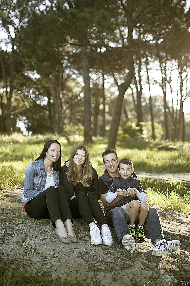 Brandon's Family, Sydney