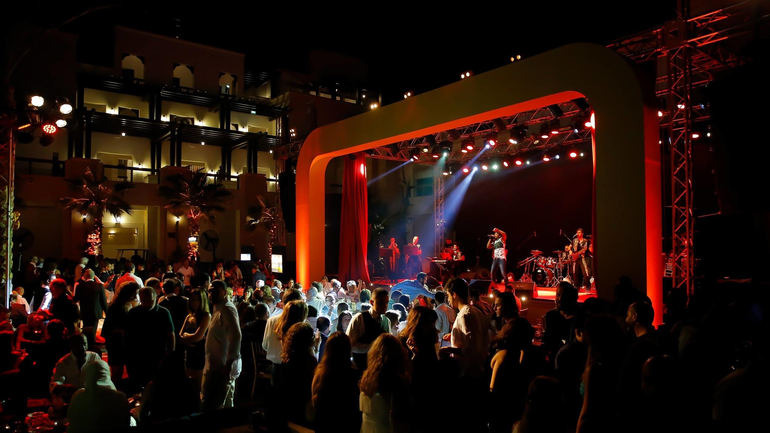 MUSICHALL Tawila Launch El Gouna Orascom Developments byganz 2018
