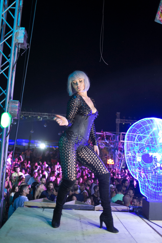The Show Almaza Bay byganz 2017