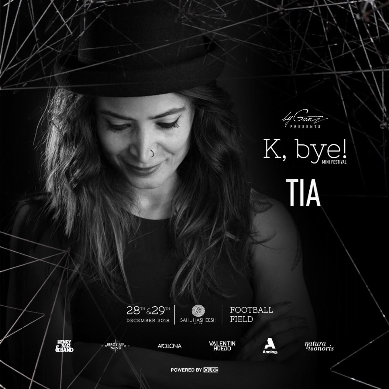 K,bye! Weekend Sahl Hasheesh Egypt TIA byganz 2018