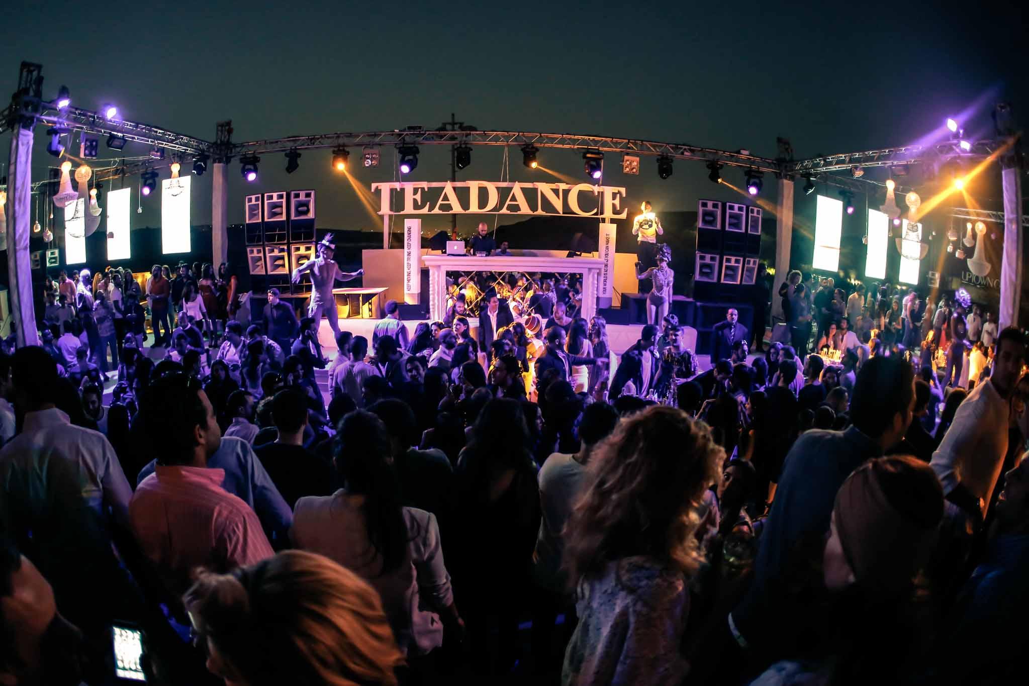 Tea Dance Cairo byganz 2015