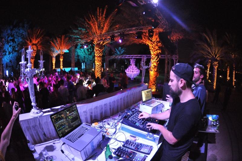 Tea Dance Dubai byganz