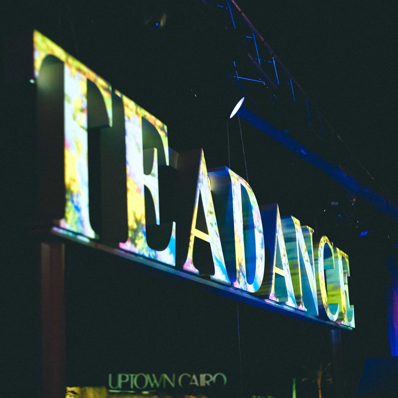 Teadance byganz signature party