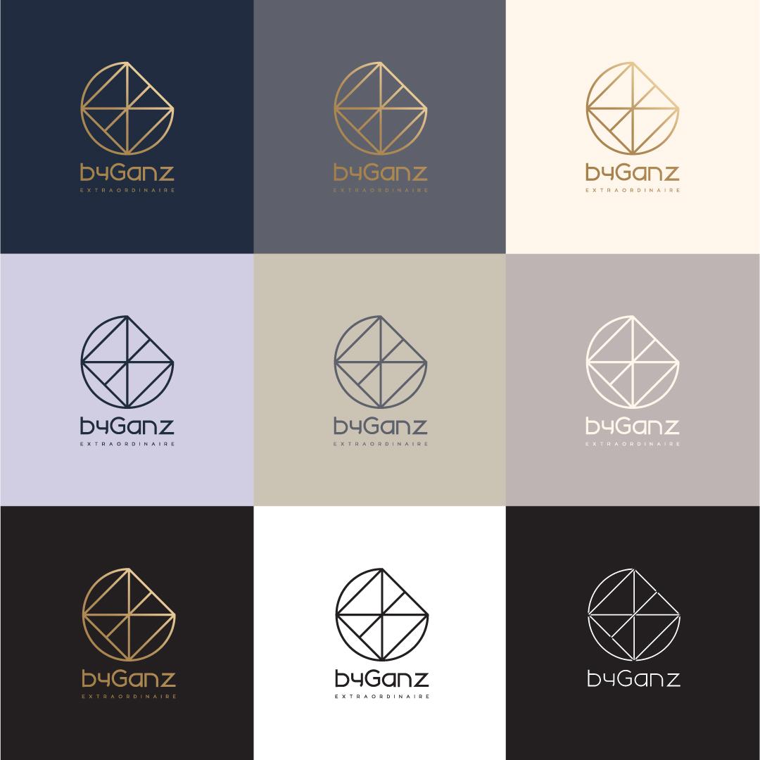 byGanz corporate logo icon