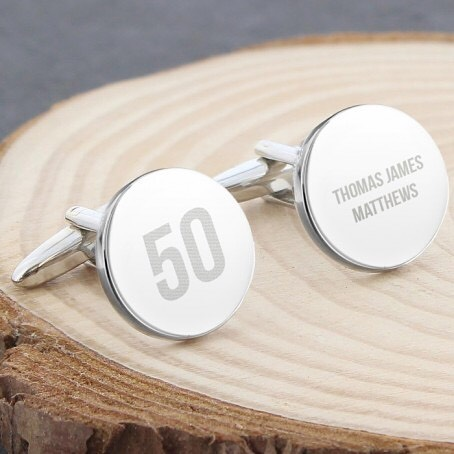 🤵Go to our Bio to shop these cufflinks! The left cufflink can be personalised with a number up to 2 characters. The right cufflink can be personalised with 2 lines of text, with up to 15 characters per line.  Personalisation is case sensitive and will appear as entered.  What's more, these charming cufflinks are presented in a stylish black gift box!  Each cufflink measures 1.5cm x 1.5cm x 2cm  Cufflinks are Rhodium Plated.  #mensgifts #cufflinks #dinnerdance #blacktie #eveningmeal #dining