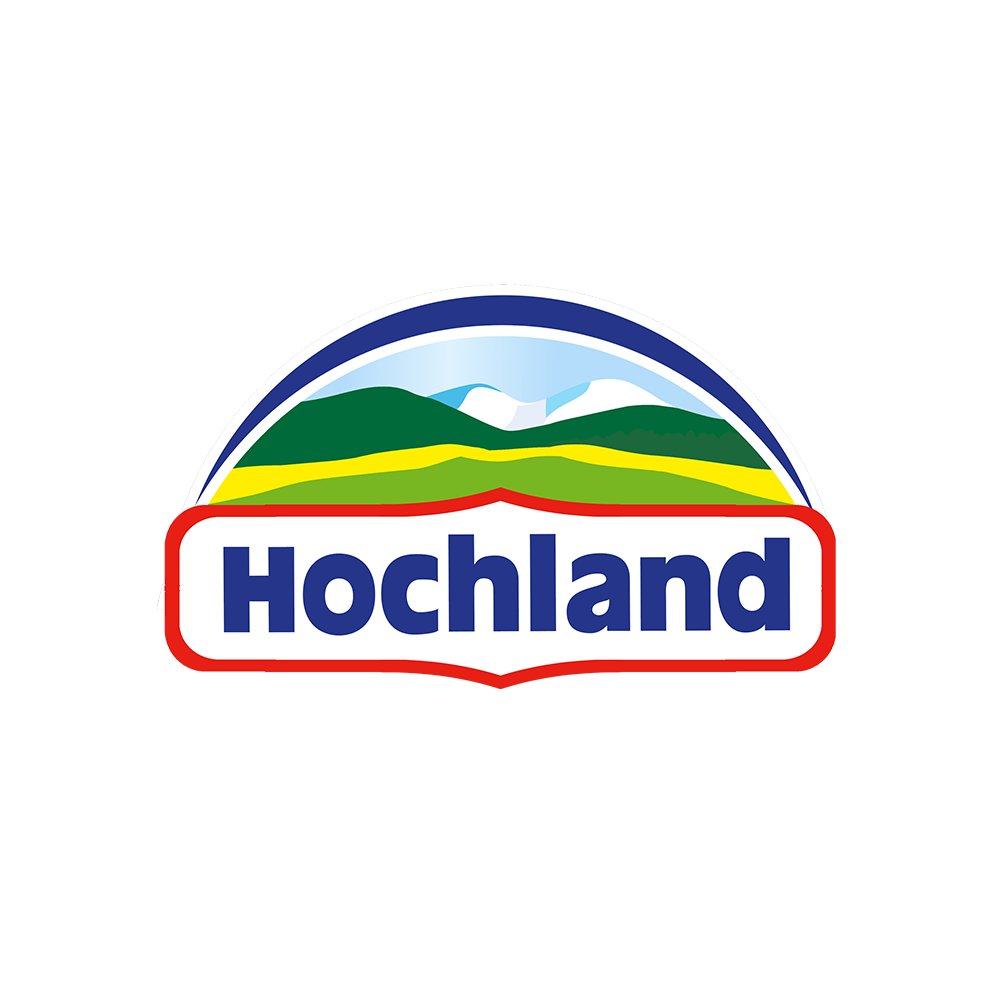 HOCHLAND   GERMANY   Family-owned business focused on the production, refinement and sales of cheese. With a workforce of more than 4,400 employees in 12 production sites Hochland generates a revenue of about 1,2 billion Euro.