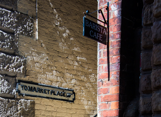 A question of restoration - The past and future of the Market Place and Underbanks