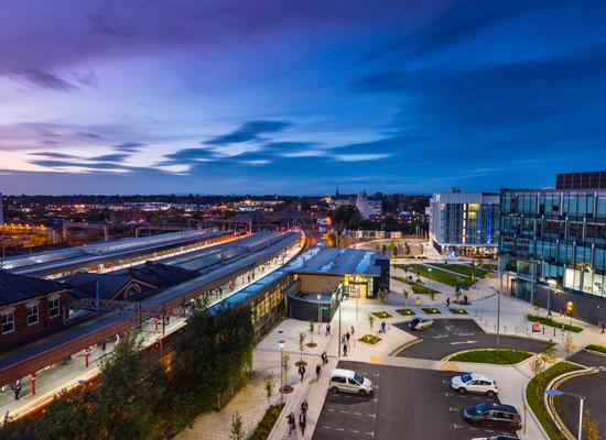 A transport renaissance in Stockport - Improving Stockport's transport infrastructure