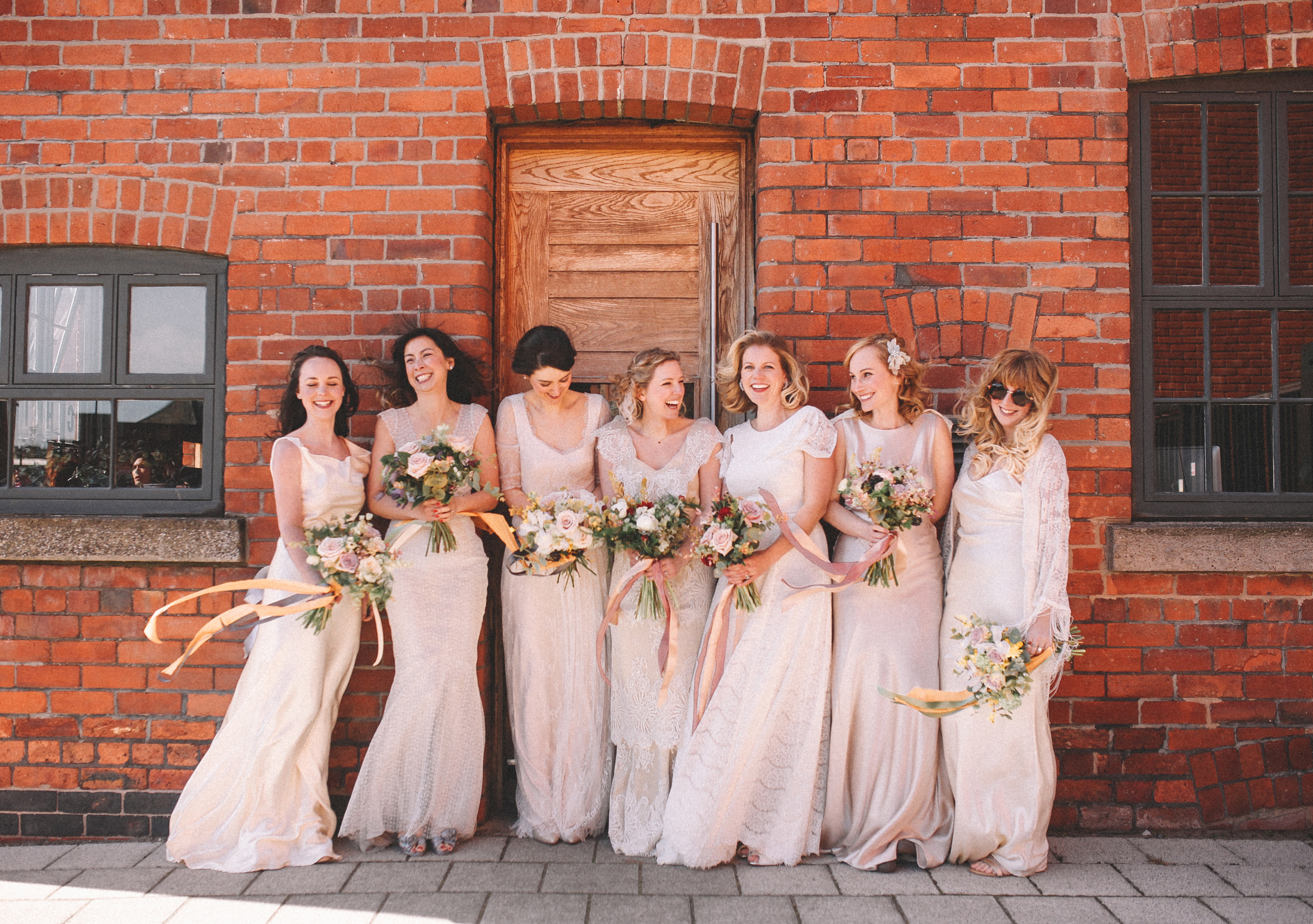 Brides group at  Rock Your Shot Workshop  2016 taken by  Rosie Hardy