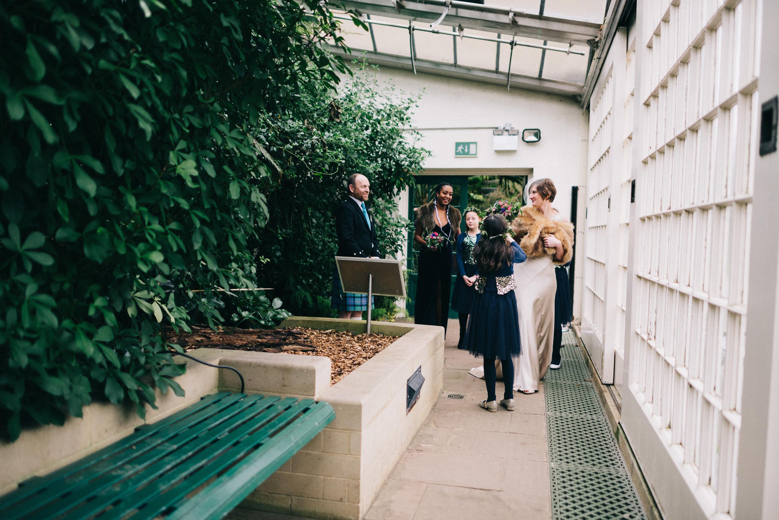 Alice-Bias-Cut-Silk-Wedding-Dress-Kate-Beaumont-Sheffield-Botanical-Gardens-by-Peakography-14.jpg