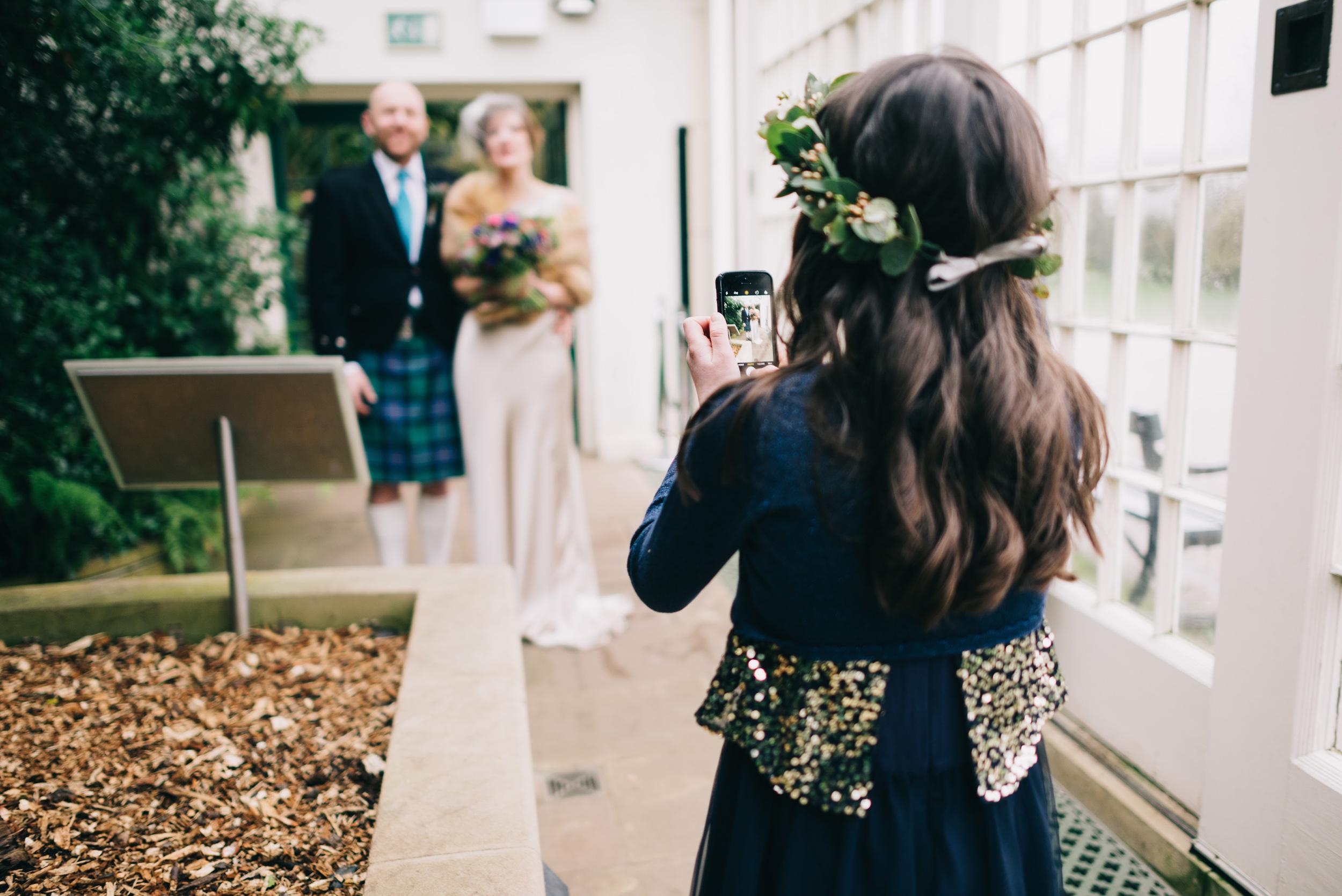 Alice-Bias-Cut-Silk-Wedding-Dress-Kate-Beaumont-Sheffield-Botanical-Gardens-by-Peakography-15.jpg