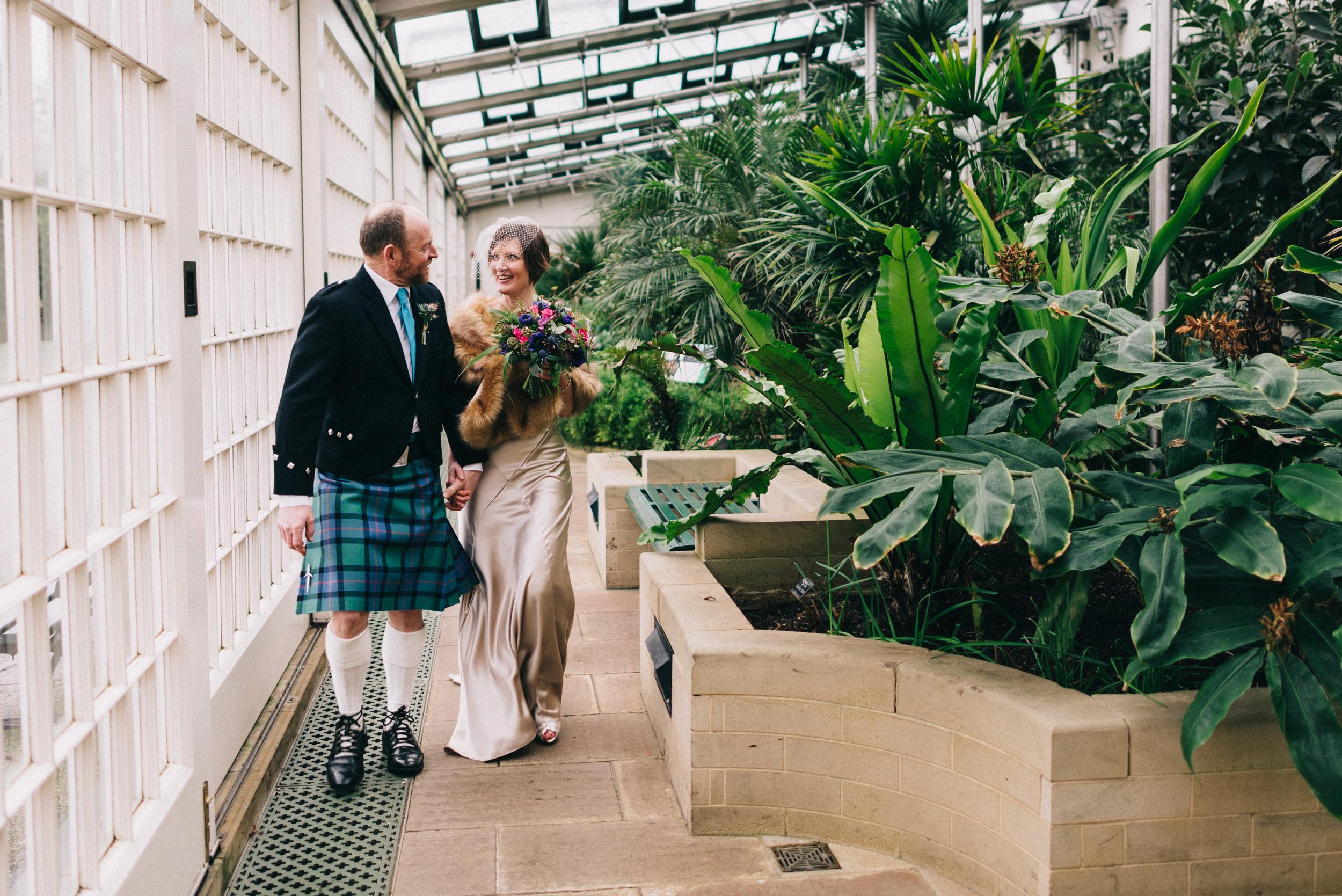 Alice-Bias-Cut-Silk-Wedding-Dress-Kate-Beaumont-Sheffield-Botanical-Gardens-by-Peakography-17.jpg