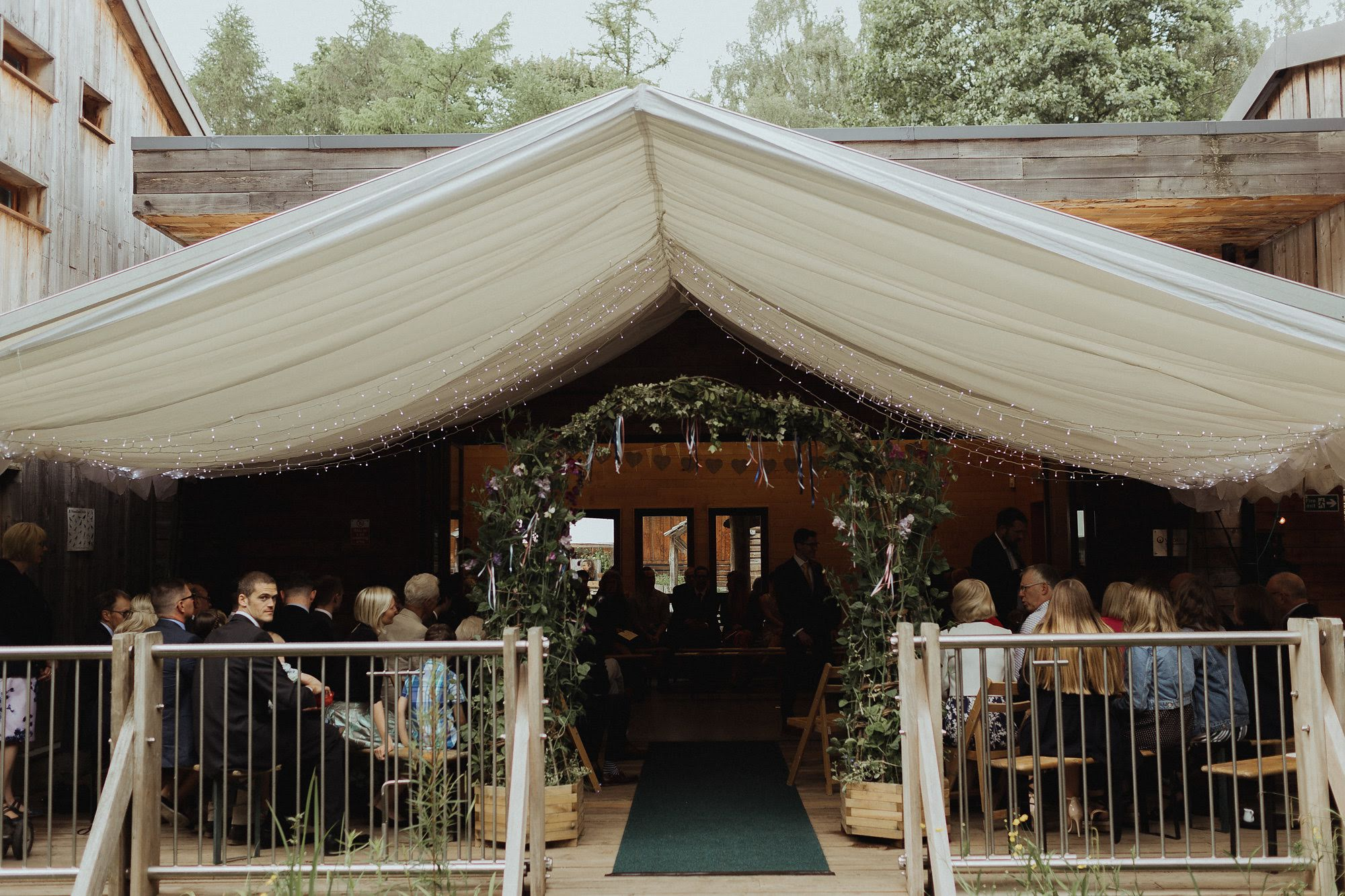 Rowanne-Laid-back-Woodland-Wedding-Sheffield-Clematis-Lace-Silk-Bohemian-Wedding-Gown-Kate-Beaumont-4.jpg