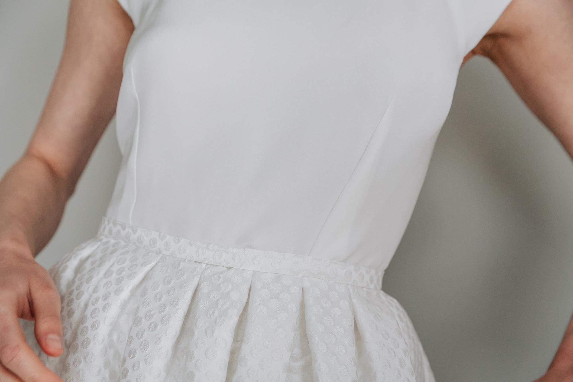 Kate-Beaumont-Sheffield-Zinnia-Modern-Wedding-Gown-Polka-Dot-Pleated-Skirt-3.jpg