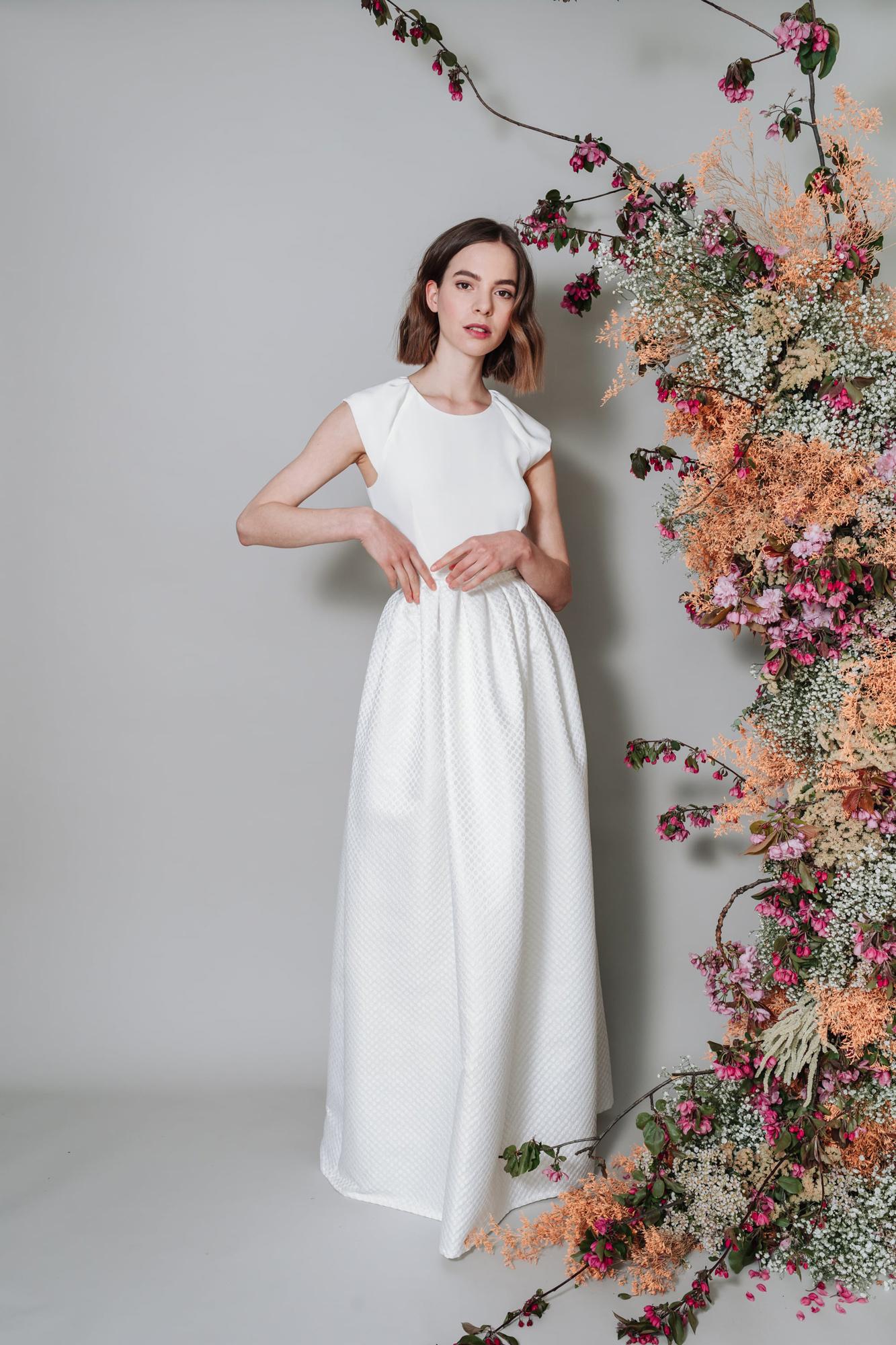 Kate-Beaumont-Sheffield-Zinnia-Modern-Wedding-Gown-Polka-Dot-Pleated-Skirt-6.jpg