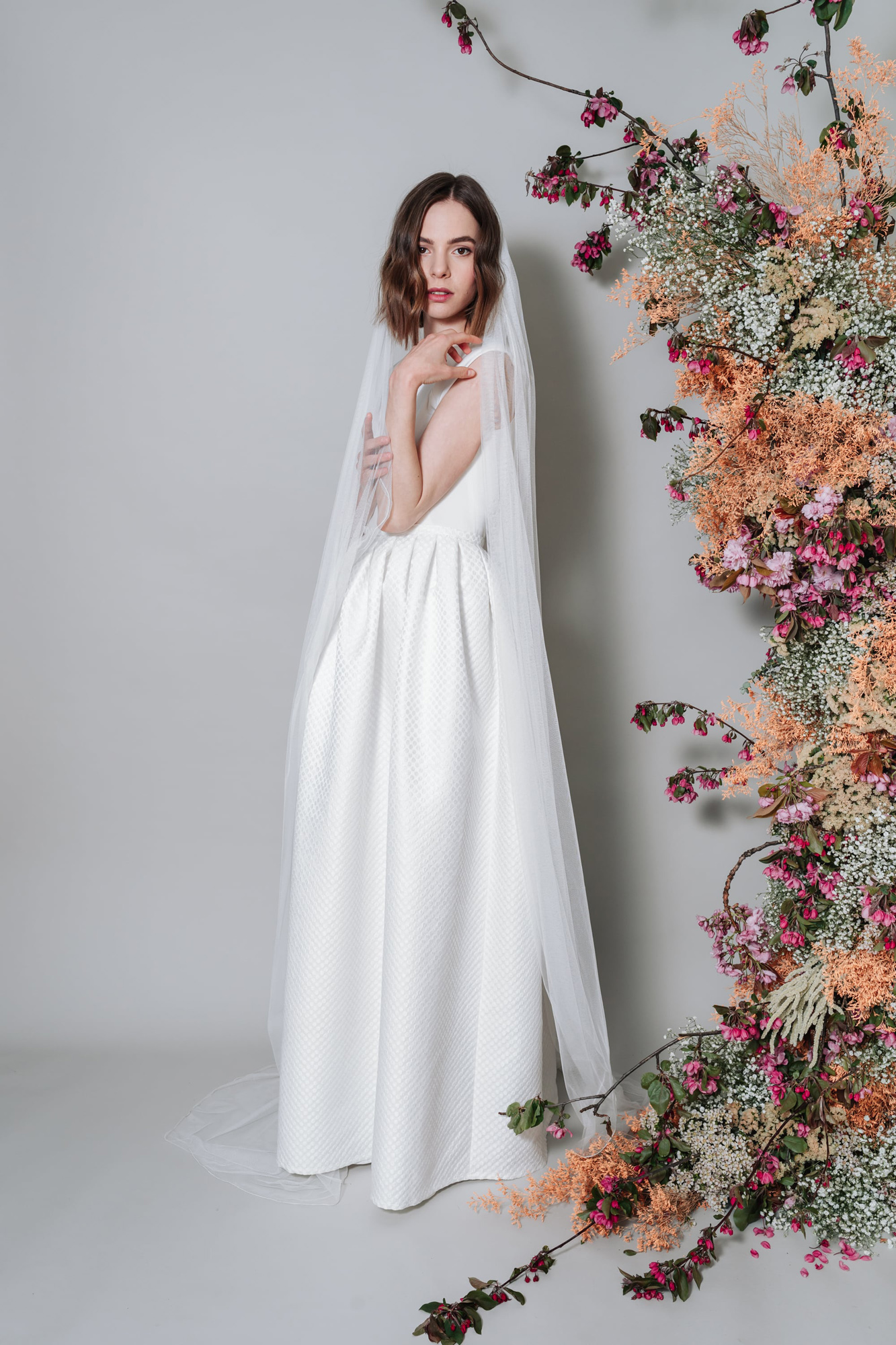 Kate-Beaumont-Sheffield-Zinnia-Modern-Wedding-Gown-Polka-Dot-Pleated-Skirt-15.jpg