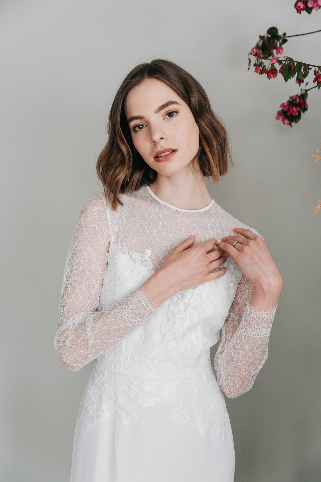 Kate-Beaumont-Sheffield-Geranium-Applique-Lace-Silk-Modern-Minimal-Long-Sleeved-Wedding-Gown-1.jpg