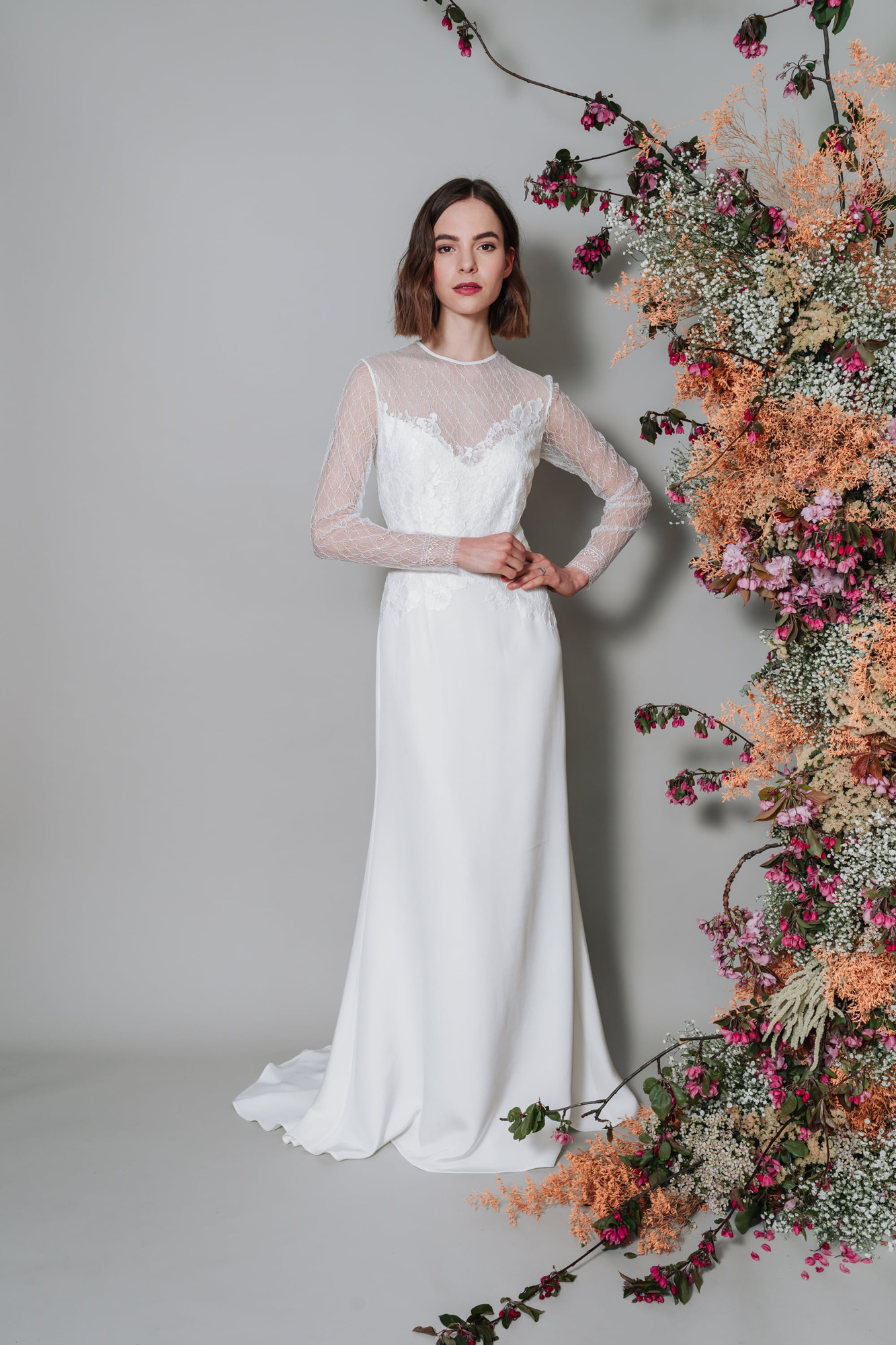 Kate-Beaumont-Sheffield-Geranium-Applique-Lace-Silk-Modern-Minimal-Long-Sleeved-Wedding-Gown-3.jpg