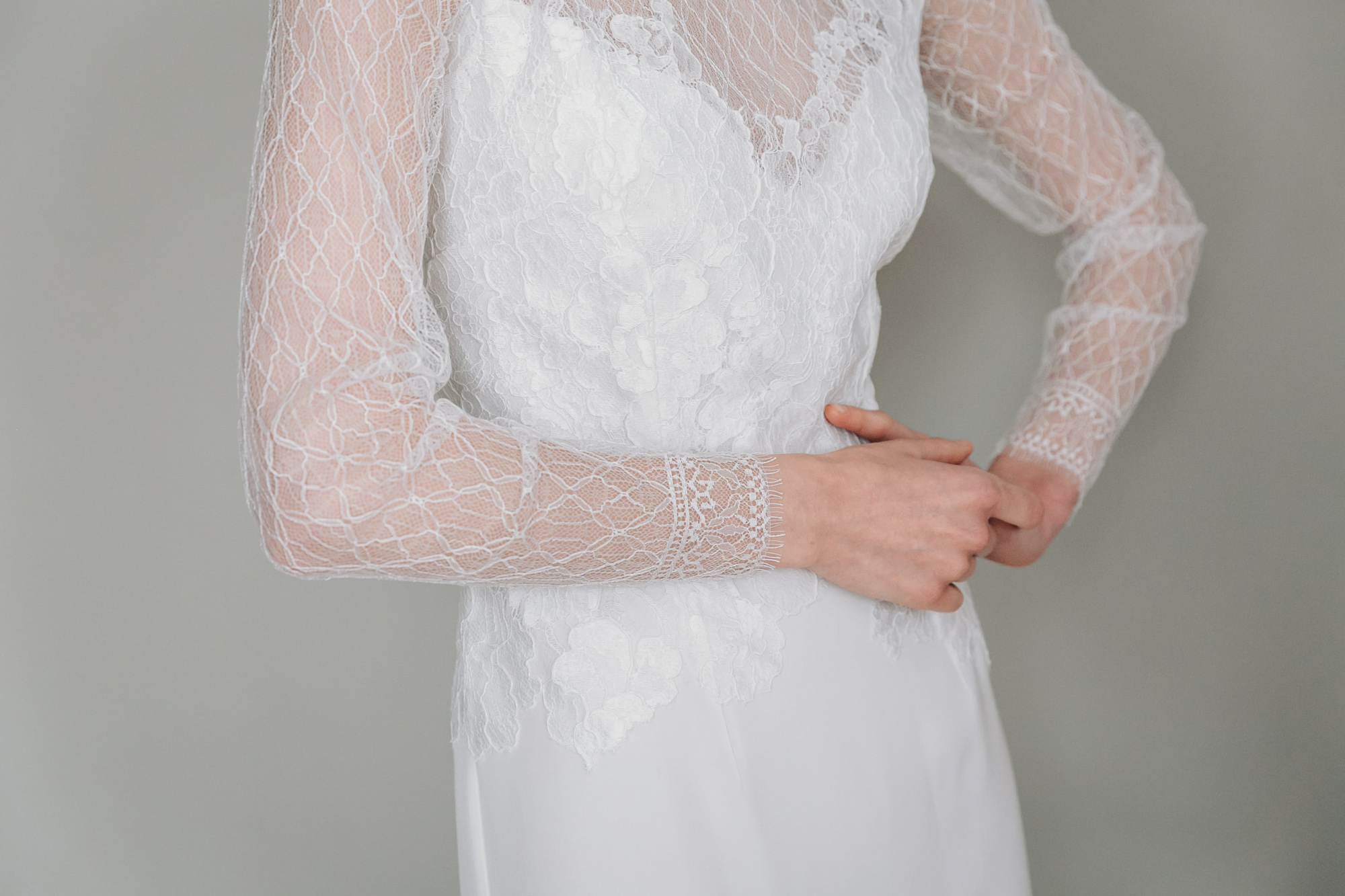 Kate-Beaumont-Sheffield-Geranium-Applique-Lace-Silk-Modern-Minimal-Long-Sleeved-Wedding-Gown-7.jpg