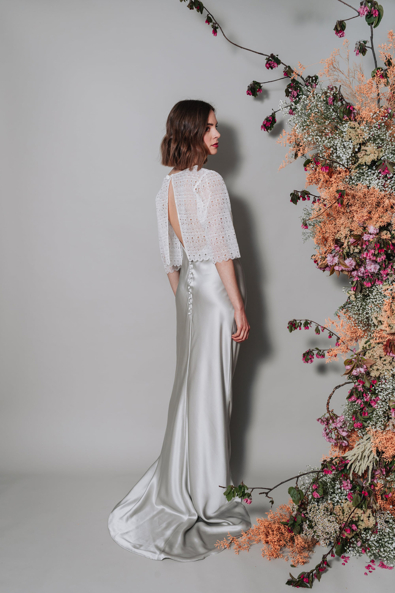 Kate-Beaumont-Sheffield-Freesia-Guipure-Lace-Jacket-Cosmos-Bias-Cut-Silver-Silk-Wedding-Gown-7.jpg